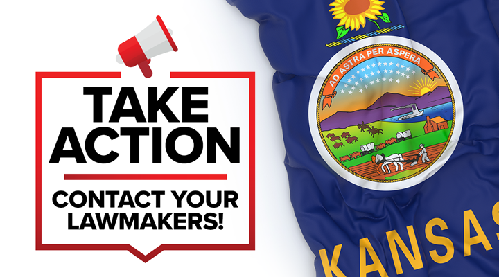 Kansas: Urgent Action Needed – Governor Laura Kelly Vetoes Pair of Pro-Gun Measures