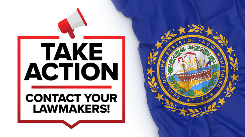 New Hampshire: House Floor Votes On Anti-Gun Bills Possible Soon