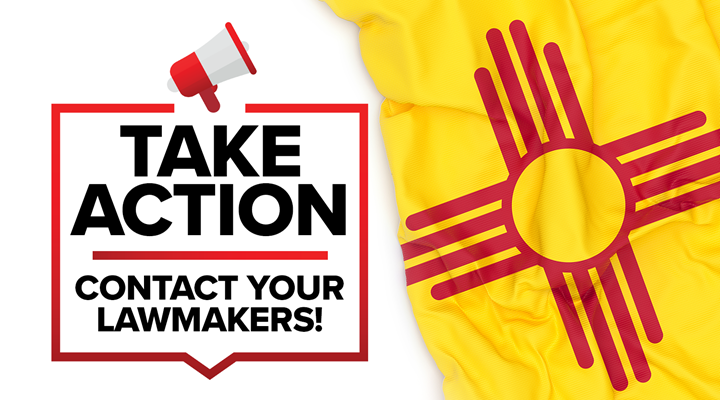New Mexico: House Could Vote on HB 193 Any Day Now!