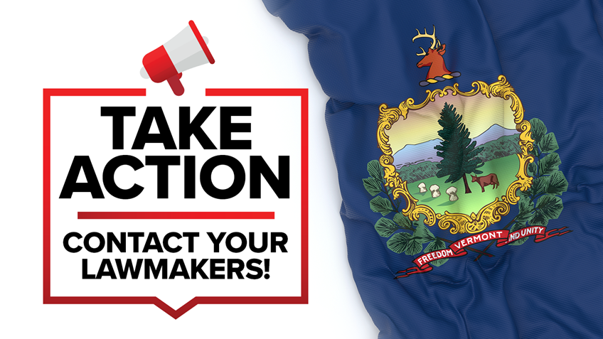 Vermont: Gun Control Bills Proposed