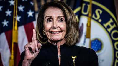"""Pelosi Claims Future President Could Use """"National Emergency"""" to Target Guns"""