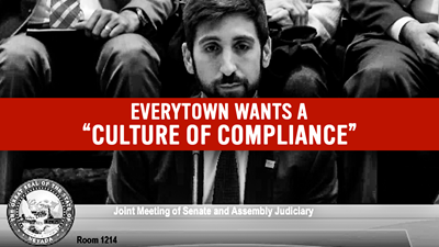 """Bloomberg's Everytown: Criminalizing Private Transfers is About Creating """"Culture of Compliance"""""""