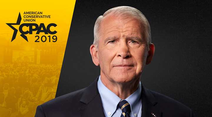 LtCol Oliver North: CPAC 2019