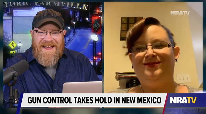 Grassroots Spotlight: NRA New Mexico FAL Couple -- Fighting Bloomberg Gun Control