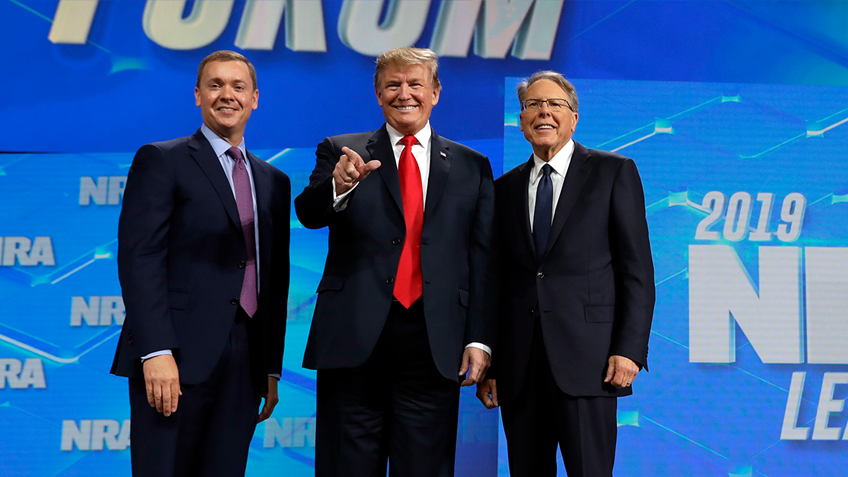 President Trump and Vice President Pence Make History Once Again at 2019 NRA Annual Meeting