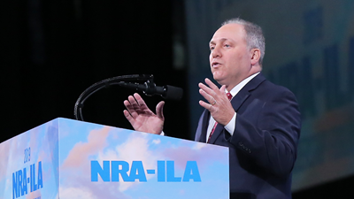 In Case You Missed It: Rep. Steve Scalise Speaks at the 2019 NRA-ILA Leadership Forum