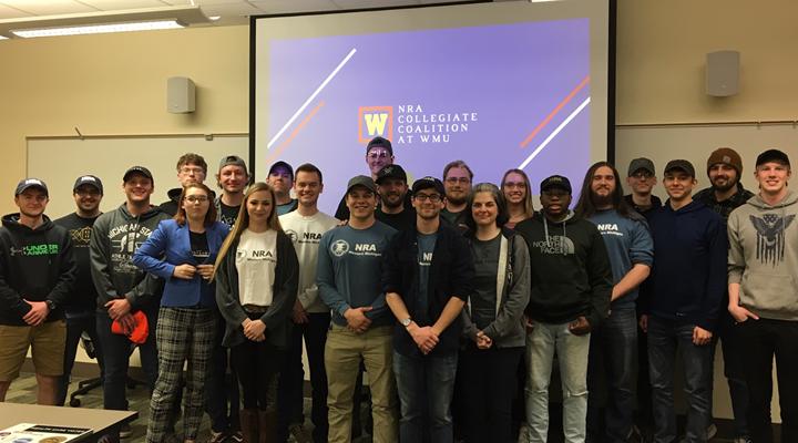 Grassroots Spotlight:  NRA Collegiate Coalition at Western Michigan University