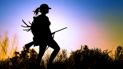 Can Women Save Our Hunting Heritage By Themselves?