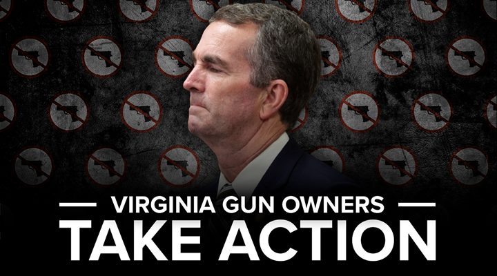 Virginia: General Assembly to Convene July 9th for Special Session on Gun Control