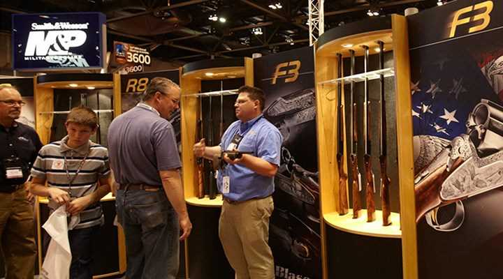 California: CRPA and NRA Victory!  Federal Court Issues Preliminary Injunction Against Del Mar's Attempt to Ban Gun Shows