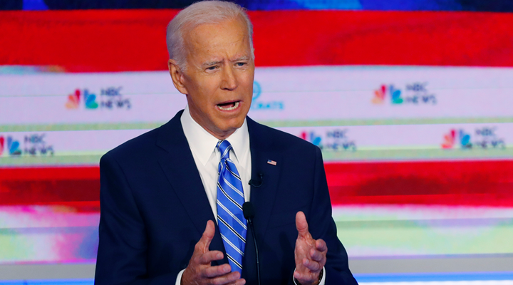 Another Anti-Gun Extremist Promoted for Biden's Cabinet
