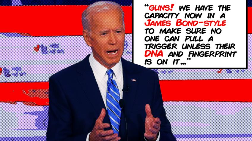 Living in La-La Land: Joe Biden's Alternative Reality