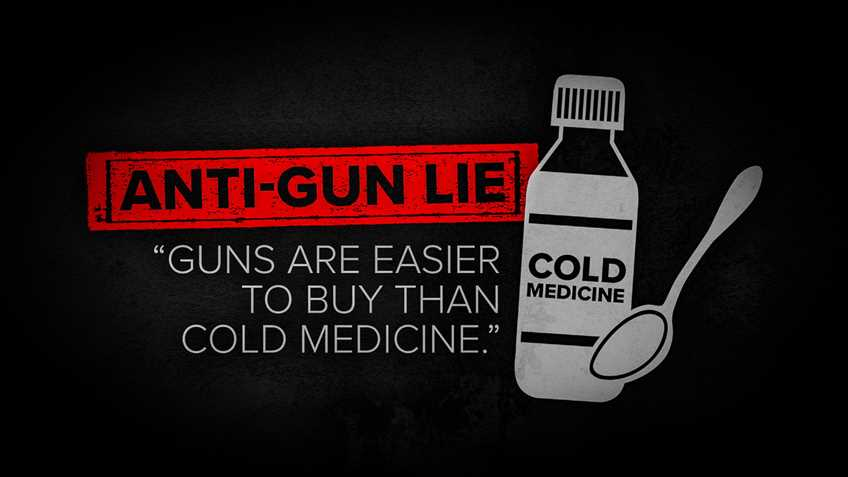 News Flash: Legally Buying a Gun Isn't So Easy After All