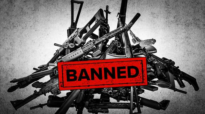 Tell Your Lawmakers: No Semi-Auto and Magazine Ban!