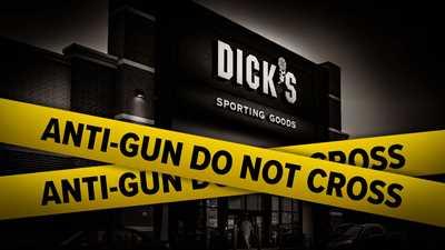 Dick's Spends Big on Gun-Chopping, Virtue-Signaling Bonanza (But It Will Still Sell You a Firearm)