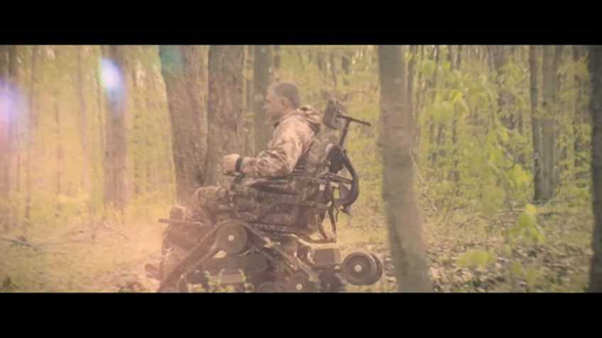 Camp Freedom Helps the Disabled Enjoy Hunting and Shooting