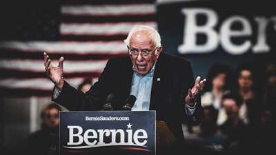 Sanders Burns the 2020 Democratic Primary Gun Control Agenda