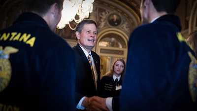 Sen. Daines Introduces Bill to Update Federal Protections for Lawful Transport of Unloaded Guns