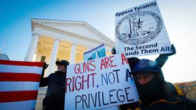 Second Amendment Rally Seems to Have Anti-Gun Extremists Disappointed … That it was so Peaceful