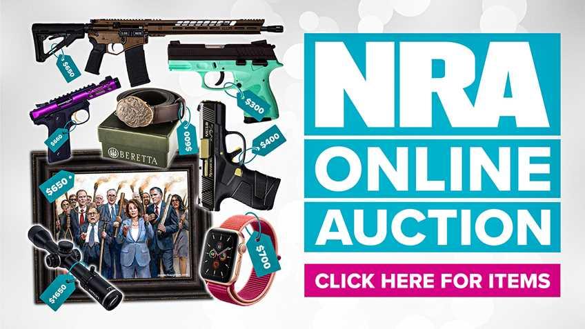 NRA Women's Leadership Forum Online Auction