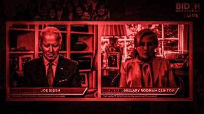 Clinton and Biden Join Forces to Infringe Your Rights