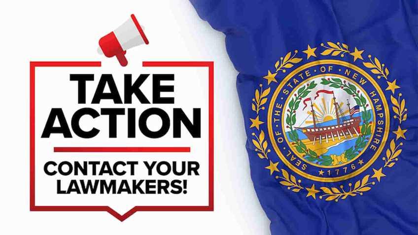 New Hampshire: Urge Your Legislators to Sustain Governor Sununu's Veto of Firearm Seizure Bill