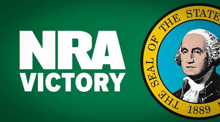 NRA Victory in Washington