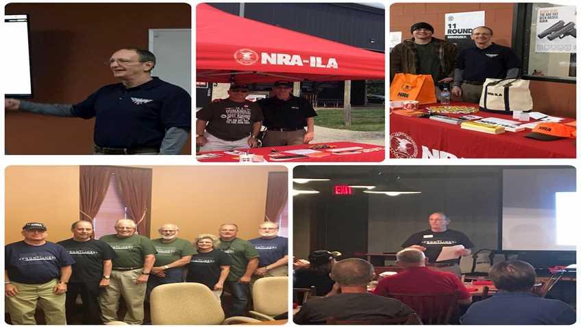 2019 Jay M. Littlefield Memorial NRA-ILA Volunteer of the Year Award