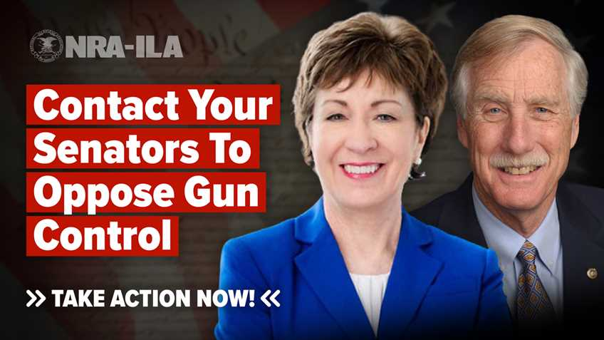Take Action – Contact Your Senators Today!