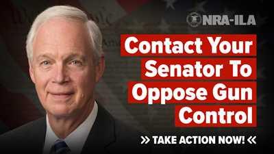 Take Action – Contact Senator Johnson Today!