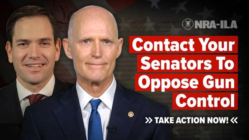 Take Action – Contact Senators Rubio and Scott Today!